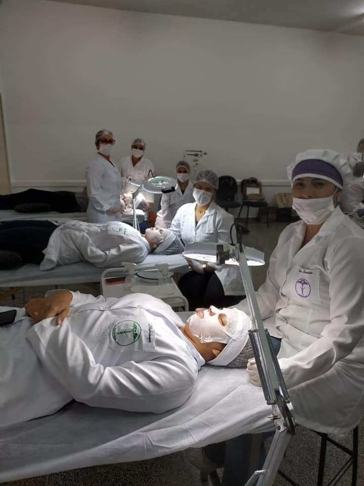 Laboratório de Estética